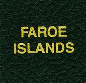 Scott Faroe Islands Specialty Binder Label