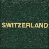 Scott Switzerland Specialty Binder Label