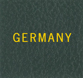 Scott Germany Specialty Binder Label