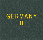 Scott Germany II Specialty Binder Label
