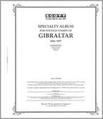 Scott Gibraltar Album Pages 1886 - 1987