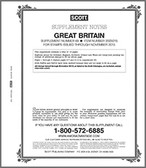 Scott Great Britain Album Supplement 2014 #68
