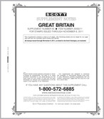 Scott Great Britain Album Supplement 2011 #65