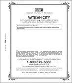 Scott Vatican Album Supplement, 2015 #48