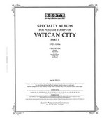 Vatican City Album Part, Part 1 (1929 - 1986)