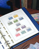 Schaubek Scott National Album Series Pages, Part 4 (1994 - 2000)
