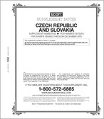 Scott Czech Republic and Slovakia  Album Supplement, 2015 #66