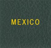 Scott Mexico Specialty Binder Label