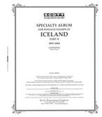 Scott Iceland Stamp Album Pages, Part 2 (1996 - 2011)