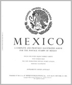 Minkus Mexico Album Set (1856 - 2015)