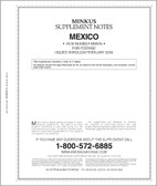 2015 Minkus Mexico Album Supplement