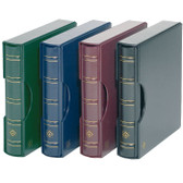 "Lighthouse Turn-Bar Perfect ""DP"" Classic Binder with Matching Slipcase"