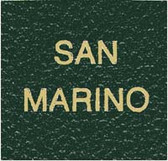 Scott San Marino Specialty Binder Label