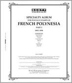 Scott French Polynesia Album Part, Part 1  (1892 - 1994)