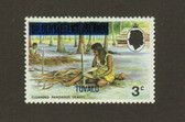 Tuvalu, Scott Catalogue No. 0003, MNH