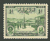 Papua New Guinea, Scott Cat No. 110, MNH