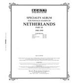 Scott Netherlands Album Pages, Part 3 (1980 - 1990)