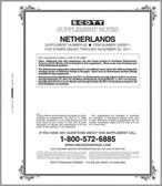 Scott Netherlands Album Supplement No. 62 (2011)