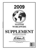 2009 H. E. Harris Worldwide Album Supplement