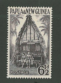 Papua New Guinea, Scott Cat No. 128, MNH