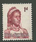 Papua New Guinea, Scott Cat No. 153, MNH