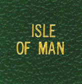 Scott Isle of Man Specialty Binder Label