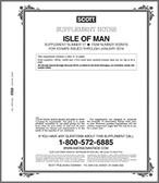 2013 Scott Isle of Man Album Supplement, No. 15