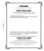 Scott New Zealand Stamp Album Supplement, 2007 #23