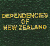 Scott New Zealand Dependencies Specialty Binder Label