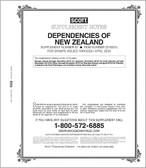 Scott New Zealand Dependencies Stamp Album Supplement, 2015 #67