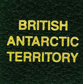 Scott British Antarctic Territory Specialty Binder Label