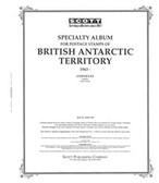 Scott British Antarctic Territory  Album Pages, Part 1 (1963 - 1995)