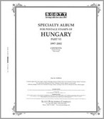 Scott Hungary Album Pages, Part 6 ( 1997  - 2002)