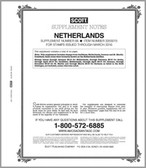 Scott Netherlands Album Supplement No. 67 (2016)