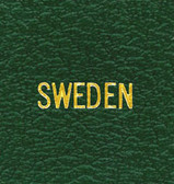 Scott Sweden  Specialty Binder Label