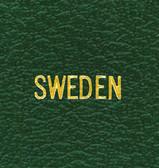 Scott Sweden  Specialty Binder Label