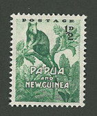 Papua New Guinea, Scott Cat No. 122, MNH