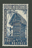 Papua New Guinea, Scott Cat No. 129, MNH