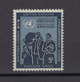 United Nations - Offices in New York, Scott Cat. No. 16, MNH