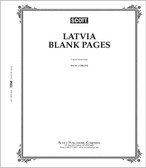Scott Latvia Blank Album Pages