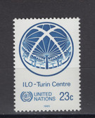 United Nations -  Offices in New York, Scott Cat. No. 443, MNH