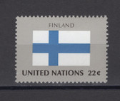 United Nations -  Offices in New York, Scott Cat. No. 465, MNH