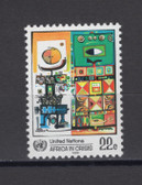 United Nations -  Offices in New York, Scott Cat. No. 468, MNH