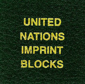 Scott UN Imprint Specialty Binder Label