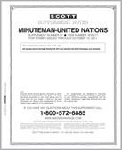Scott United Nations Minuteman Album Supplement, 2009 #19