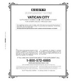 Vatican City Album Supplement, 2007 #40