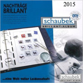 2015 Schaubek Scott National Album Supplement