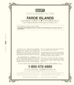 Scott Faroe Islands Album Supplement, 2017 #21