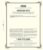 Scott Vatican Album Supplement, 2017 #50