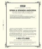 Scott Spain & Spanish Andorra  Album Supplement, 2017 #69
